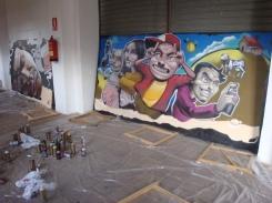Grafitis de MELILLAesARTE - 42